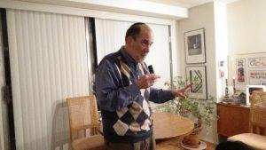 Rabbi Jonathan Rosenblatt Event Haggadah