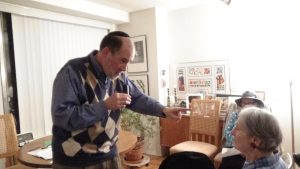 Rabbi Jonathan Rosenblatt Explaining Haggadah