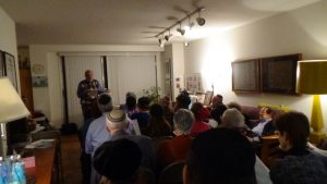 Rabbi Jonathan Rosenblatt Haggadah Explaining Reading